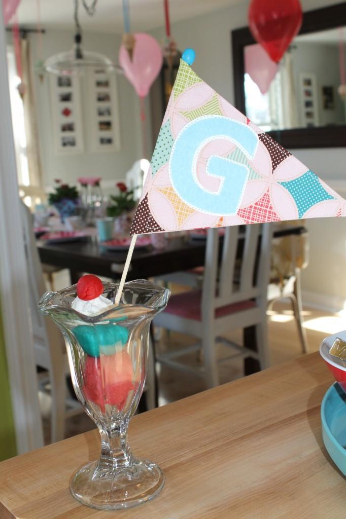 Diy Ice Cream Sundae Party Project Nursery