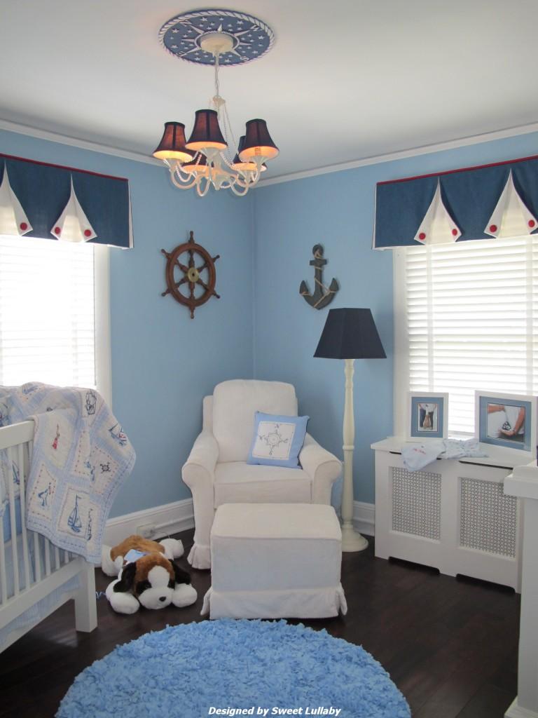 Baby Boy Bedroom: Project Nursery