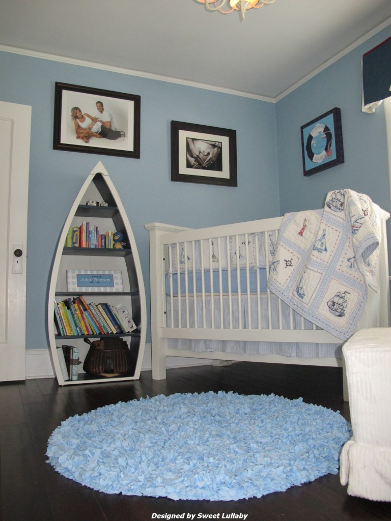 Toddler Boy Room Design: Project Nursery