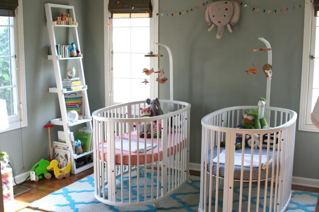 Gallery Roundup Boy Girl Twin Nurseries