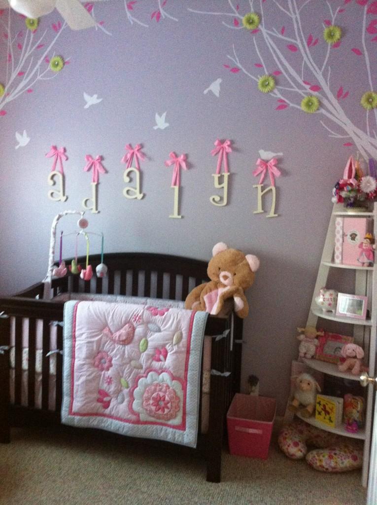 Adalyn S Nursery Project Nursery