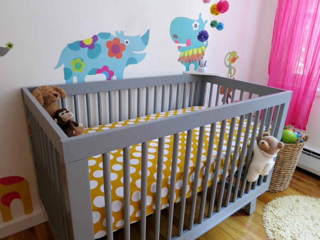 Vivi S Bright And Happy Nursery Project Nursery