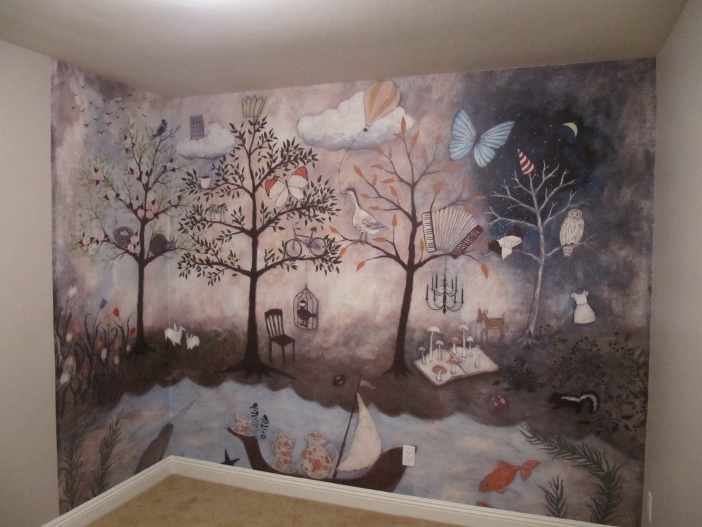 Nursery Murals  Wall Murals for Nurseries