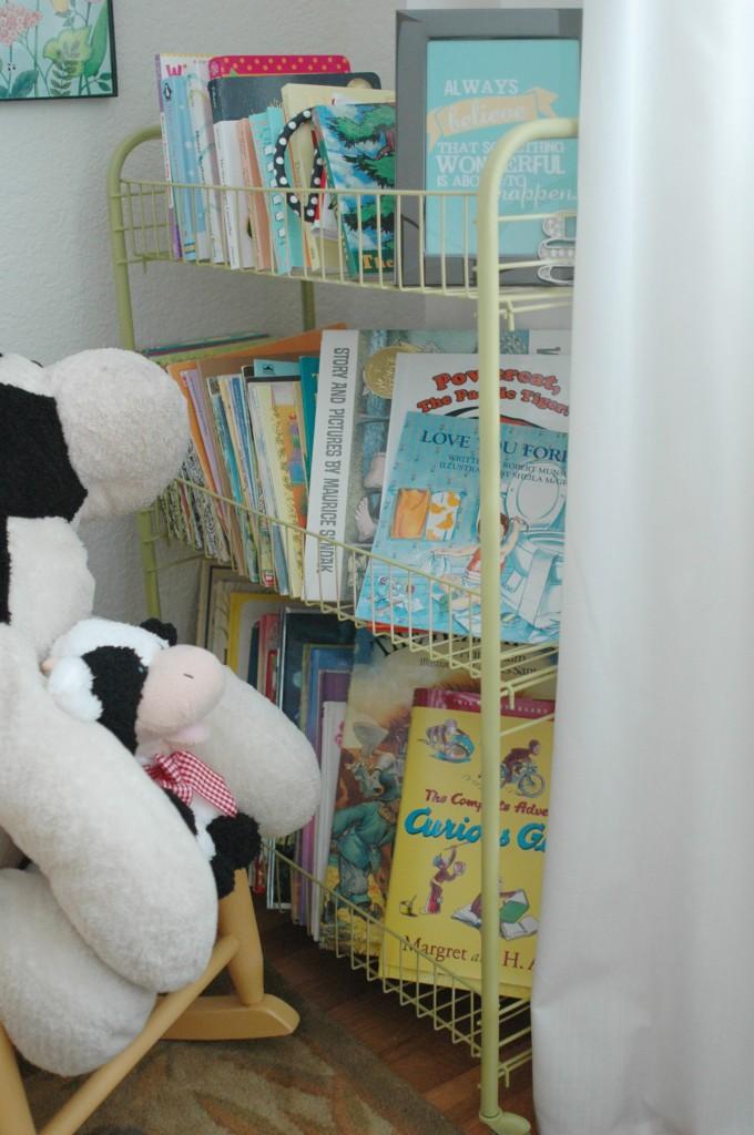 Lilly Pulitzer Inspired Nursery 9