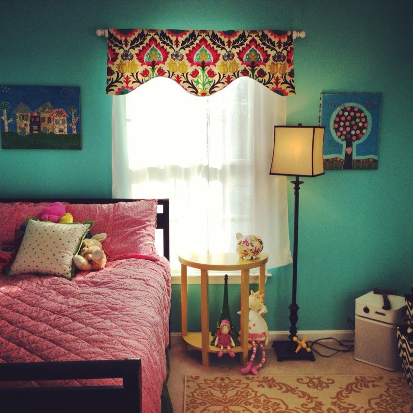 The Big Girl Room Project Nursery