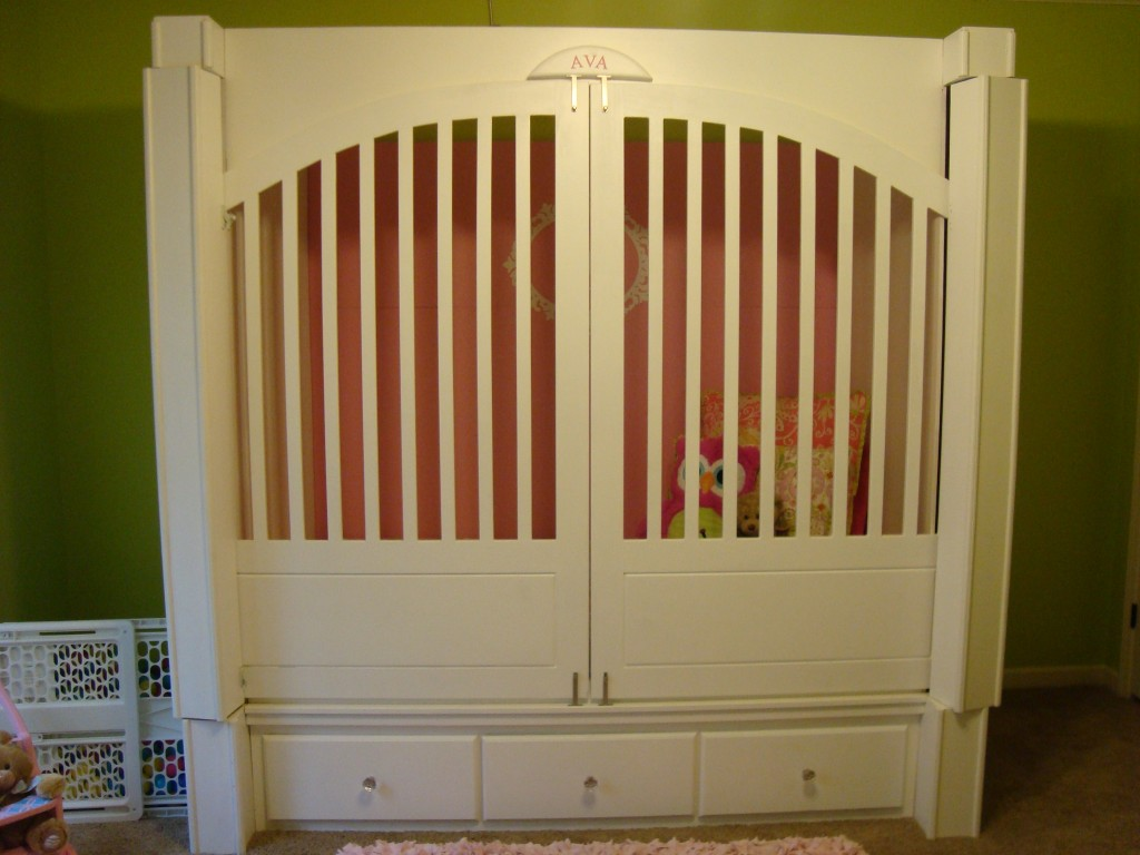 1000 Ideas About Enclosed Bed On Pinterest: A Special Needs Big Girl Room!