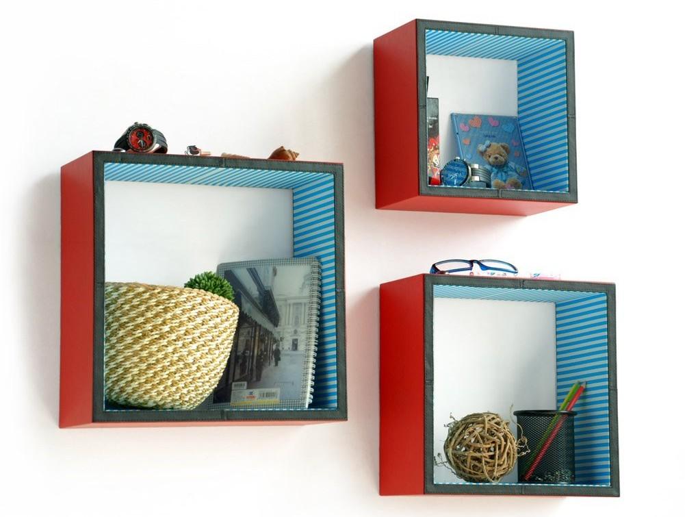 Trista Cube Frame Shelves