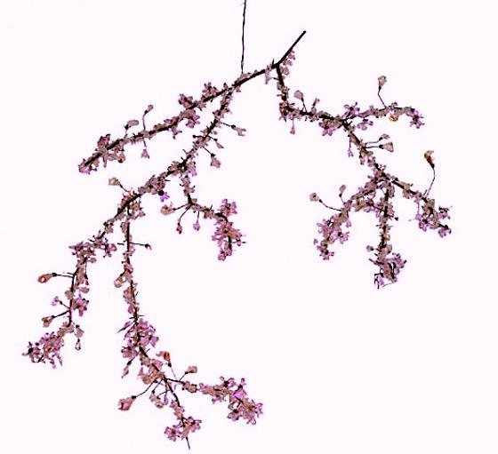 Cherry Blossom Light Chandelier