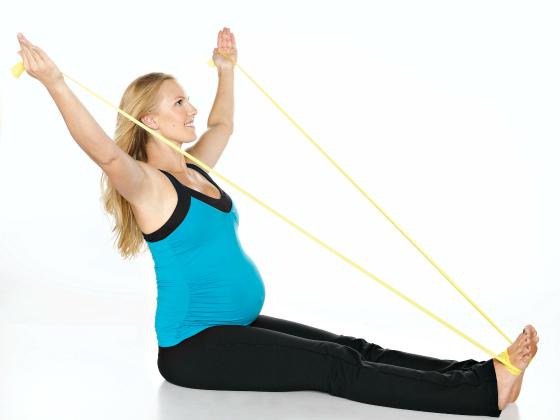 prenatal workout