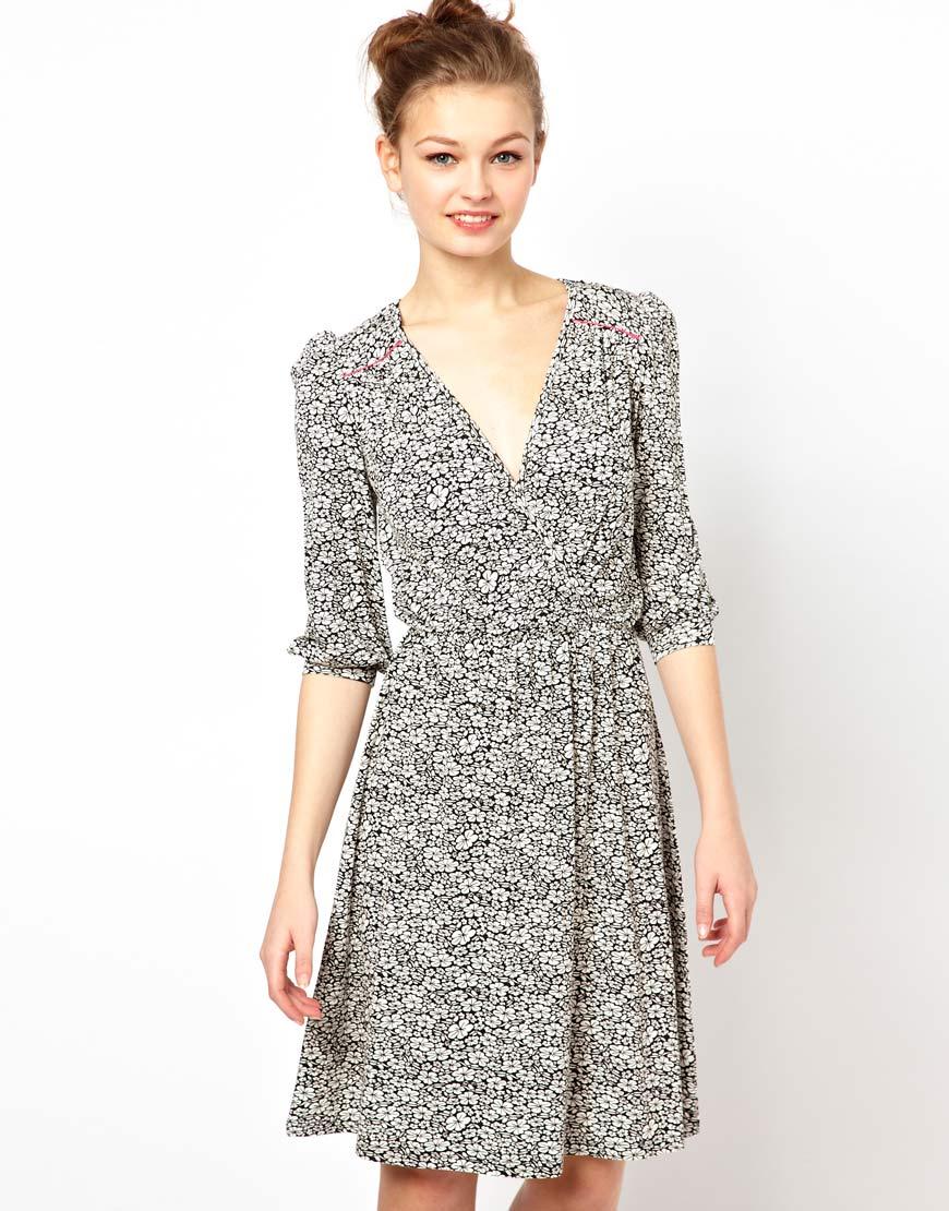 Maternity Wrap Dress like Kate Middleton Wore