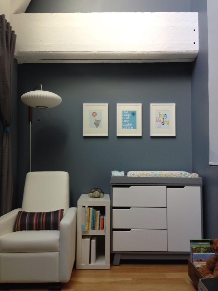 Shades Of Gray Nursery Project Nursery