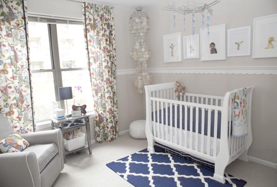 Jaxon S Baby Animal Nursery Project Nursery