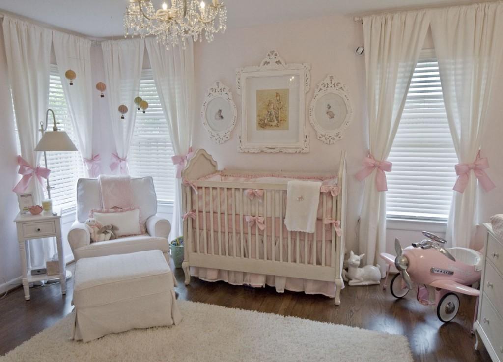 Vintage Nursery Decorating Ideas - Baby room vintage style baby ...