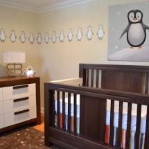 DIY Penguin Nursery