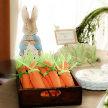 peter rabbit 1st birthday