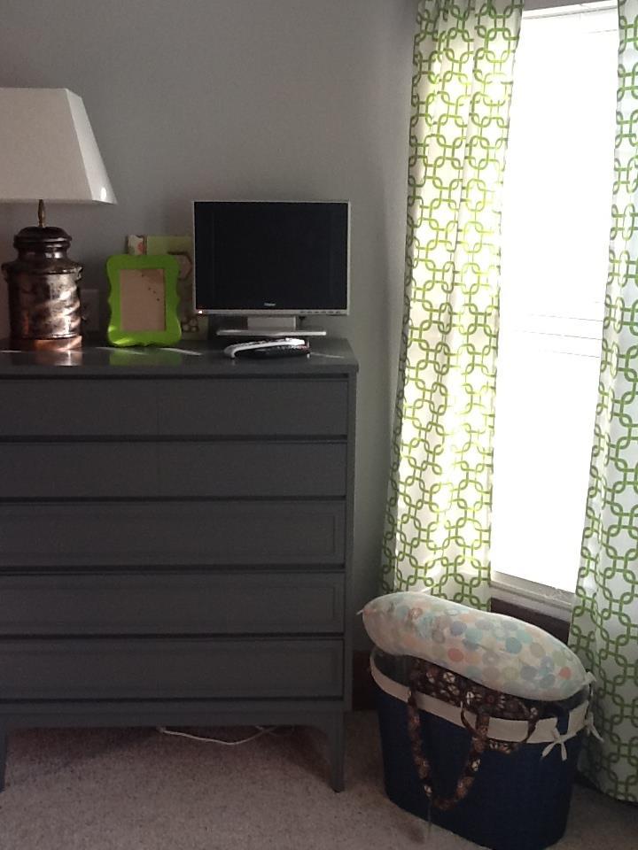 Modern Baby Boy Room: Rustic Yet Modern Baby Boy Nursery