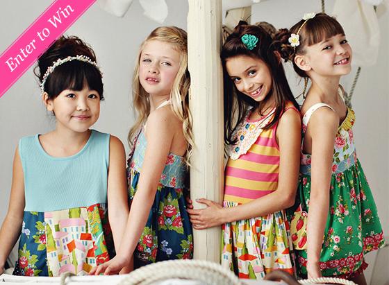 Matilda Jane Children's Clothing