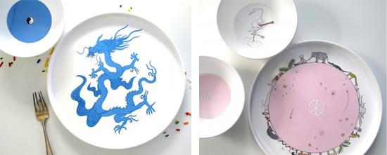 Pretty Plates for Kids
