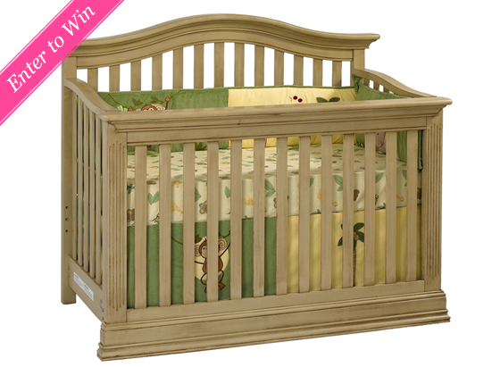Dakota Lifetime Convertible Crib