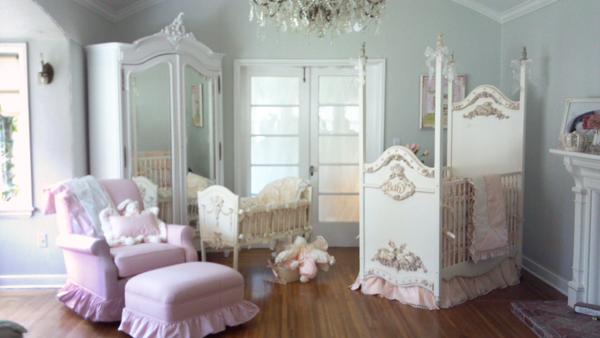 Vintage Chic Nursery