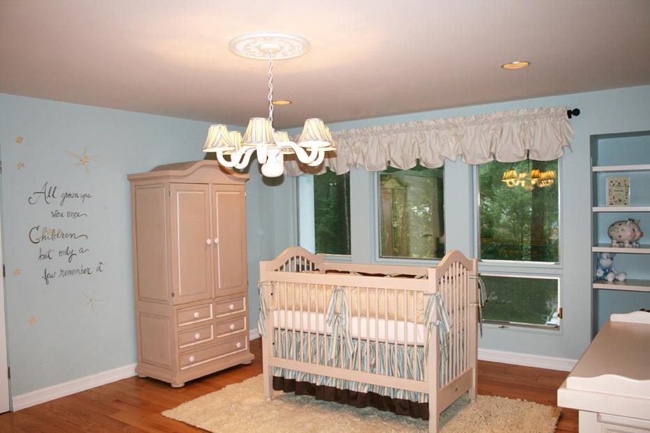 Little Prince Nursery Project