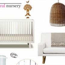 Neutral Nursery Design