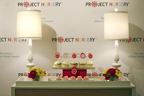 Project Nursery Big City Moms Booth