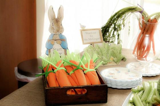 Peter Rabbit 1st Birthday