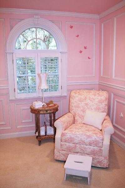 Pink Toile Nursery - Project Nursery