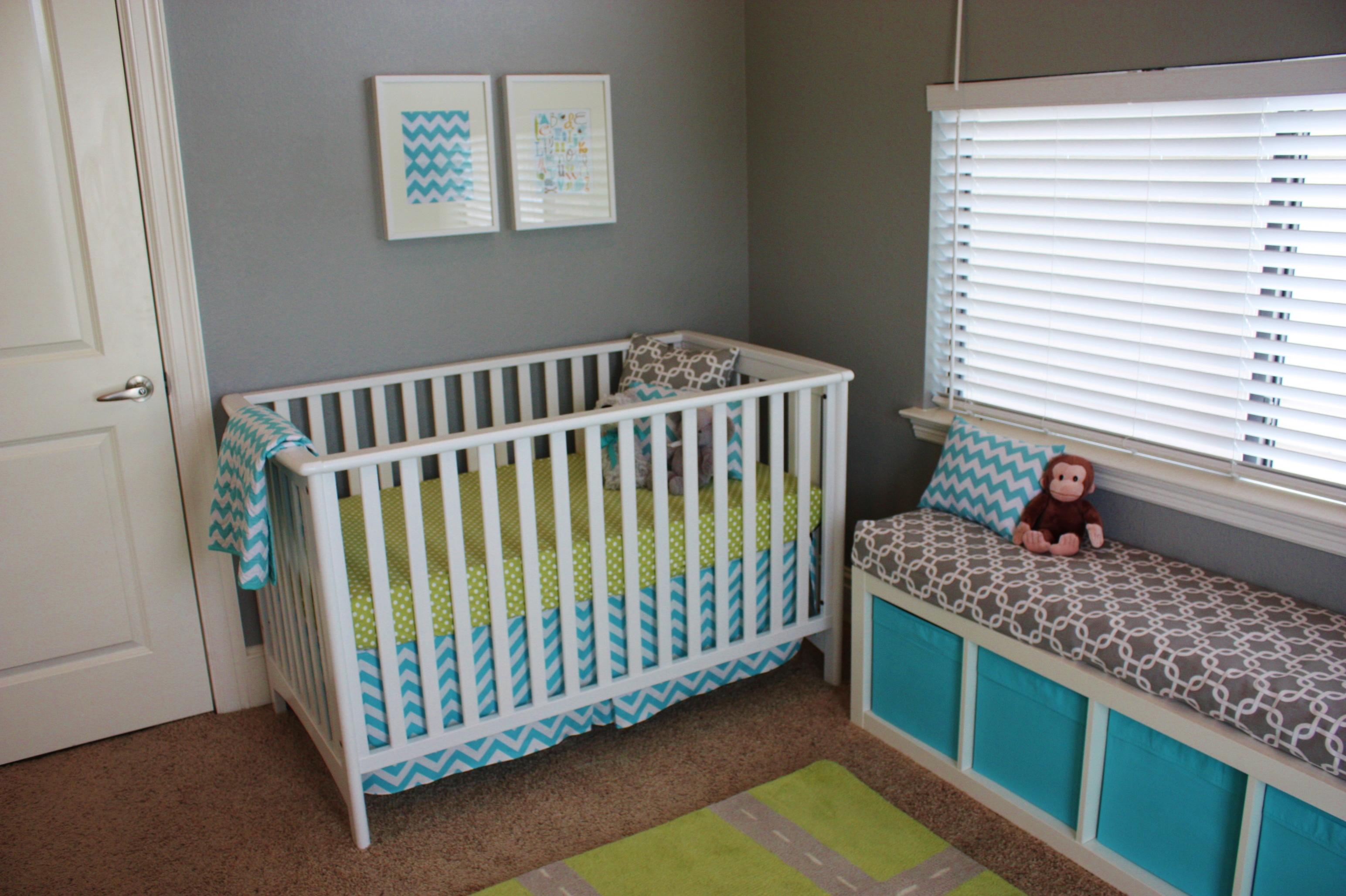 Monkey Decor For Baby Room