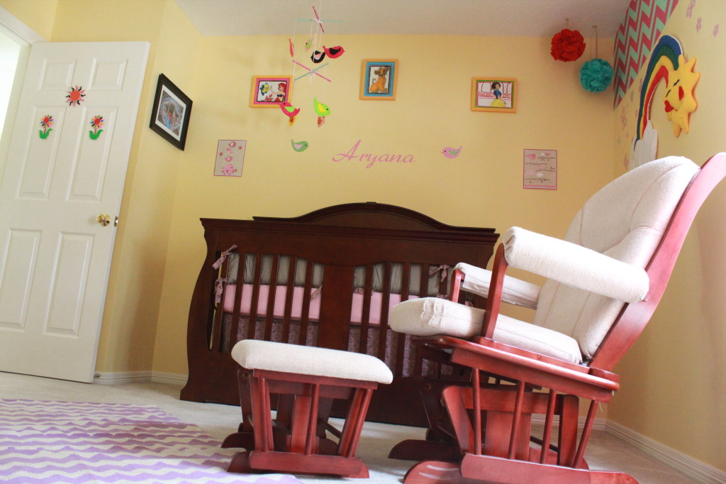 Aryana's Simple Nursery 2