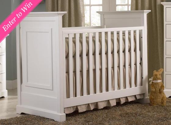 Munire Chesapeake Classic Crib