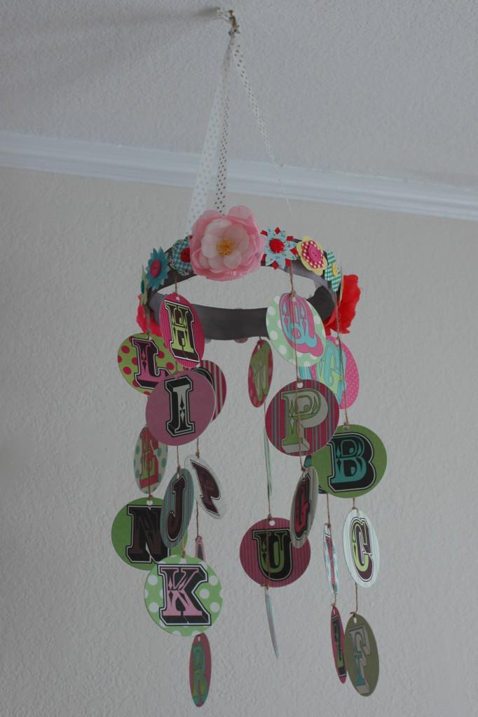 Lilly Pulitzer Inspired Nursery 14