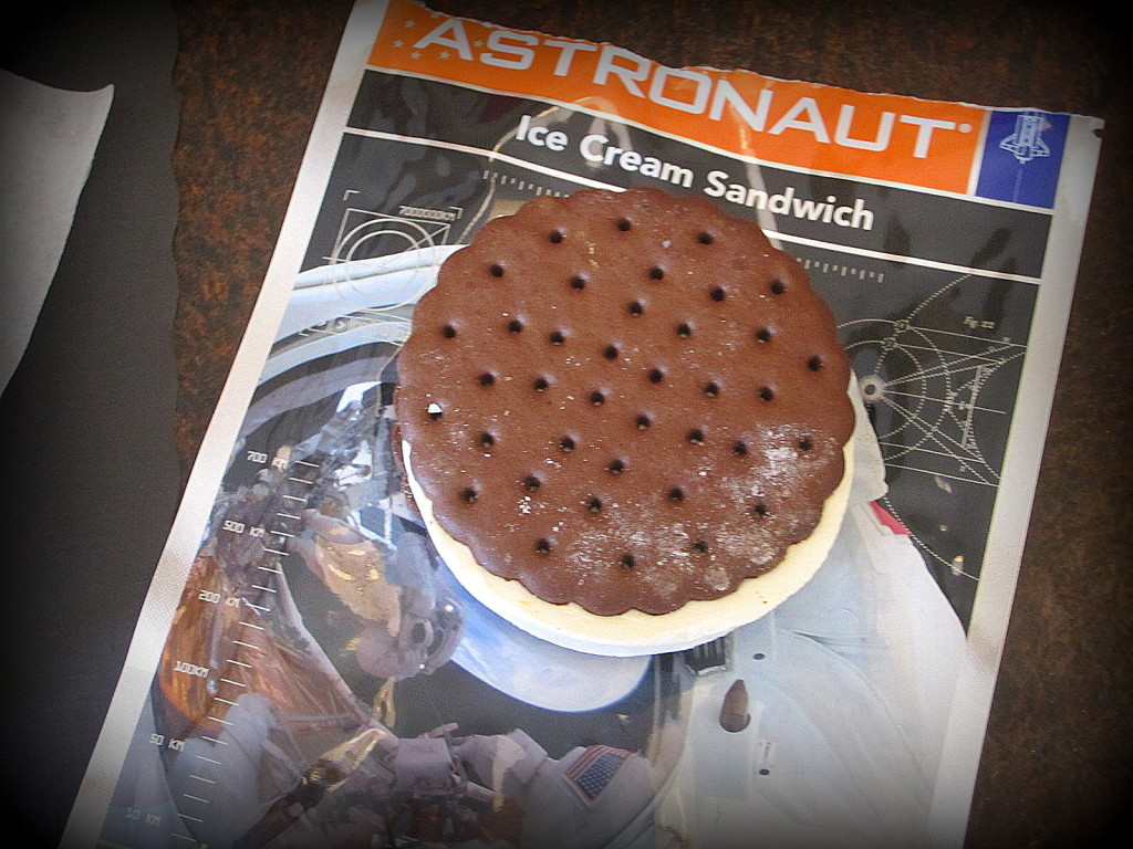 Blastoff Brothers Shared Birthday Party Astronaut Food