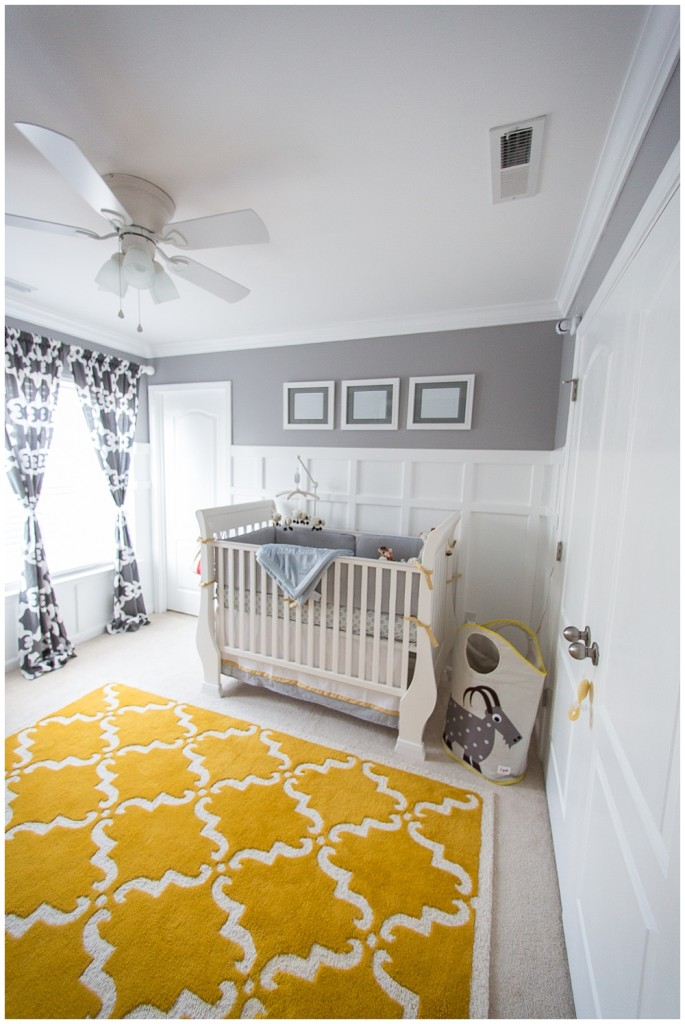 Sweet Baby James Nursery Project Nursery