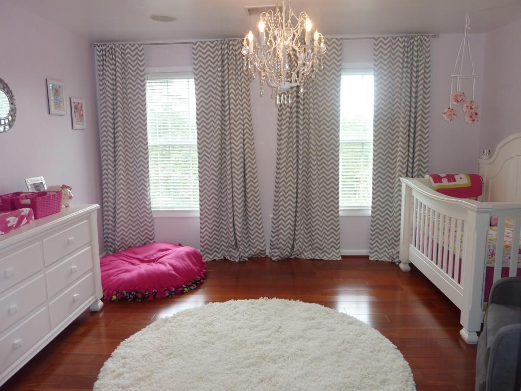 Mariah S Nursery Project Nursery