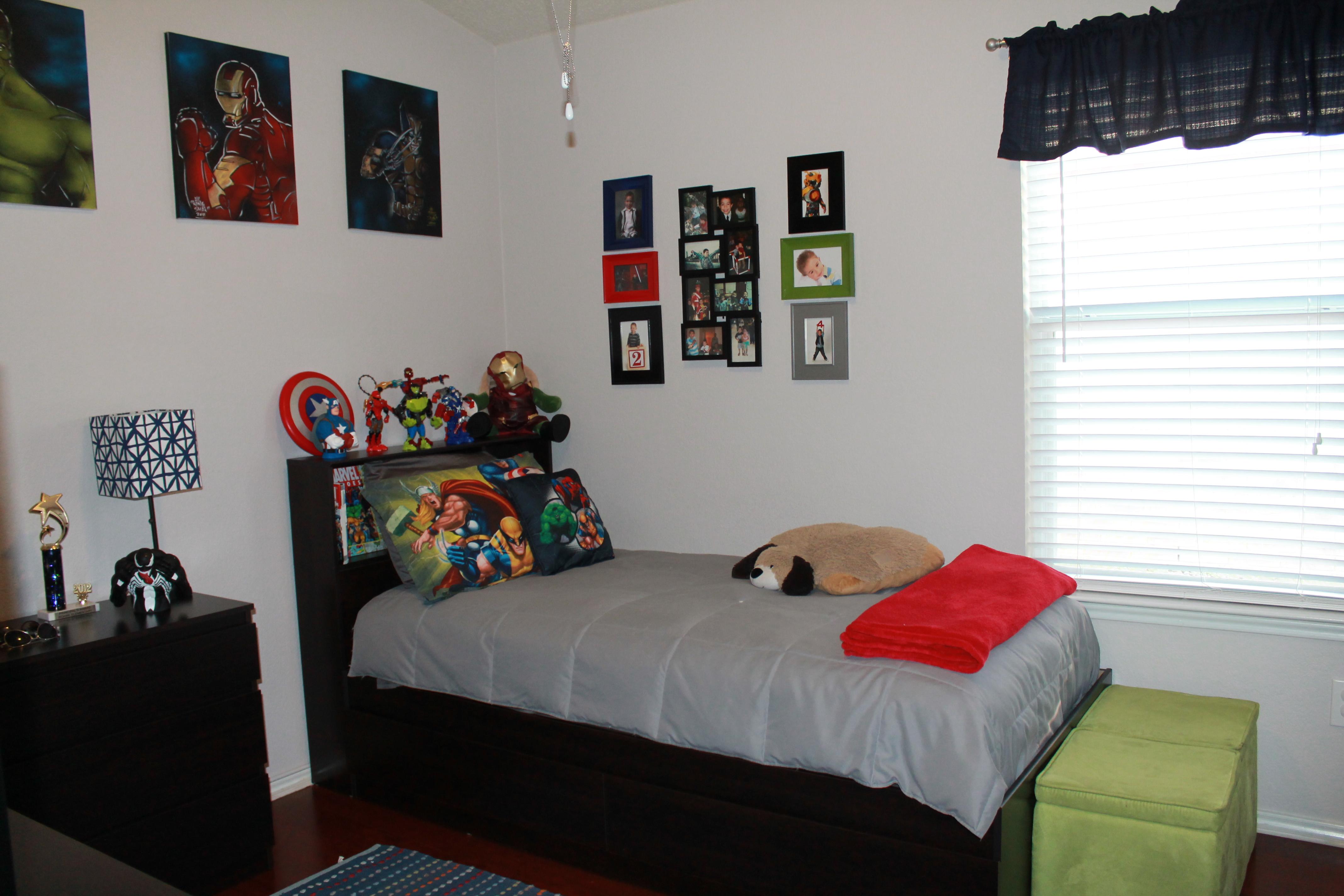 Alejandro S Marvel Universe Project Nursery