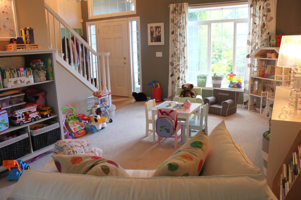 Gender Neutral Playroom Project Nursery