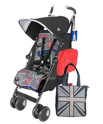 Maclaren British Stroller