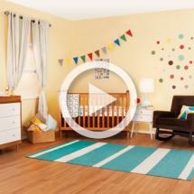 Skip*Hop Mod Dot Nursery