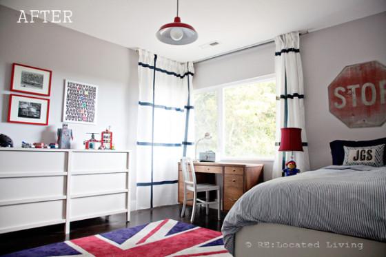 Union Jack Boy's Room