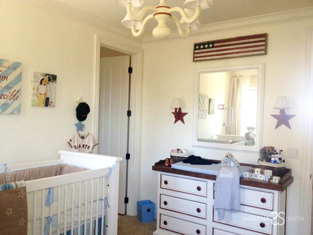 Tamera Mowry's Americana Nursery
