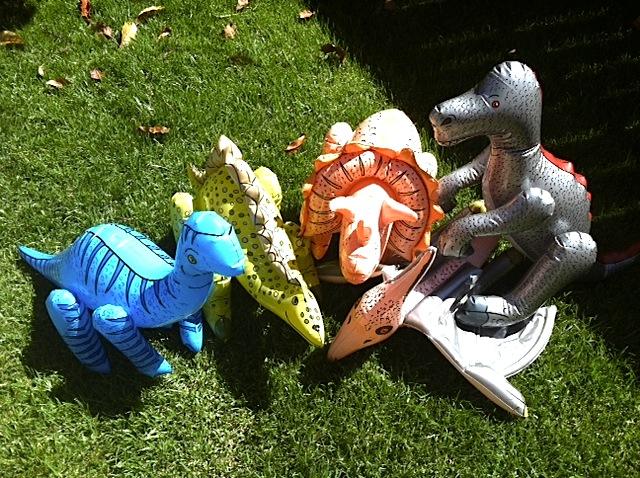 Dinosaur 1st Birthday Party Dinosaurs