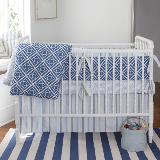 Annette Tatum Crib Bedding