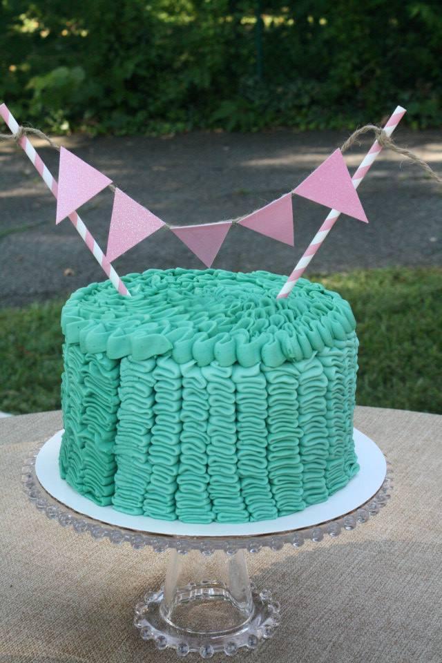 Girl 1st Birthday Party