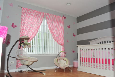 Melania S Nursery Project Nursery