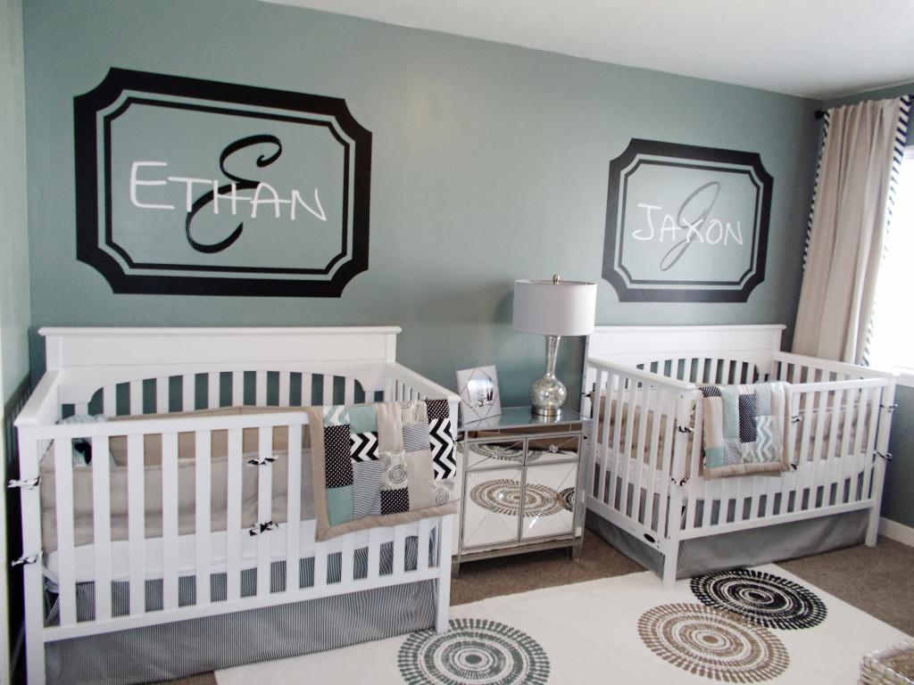 Readers\' Favorite: DIY Twins Nursery