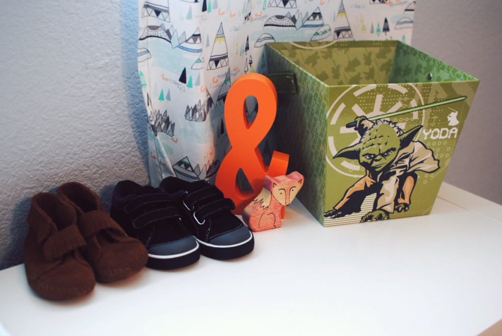 Star Wars Nursery Shoes