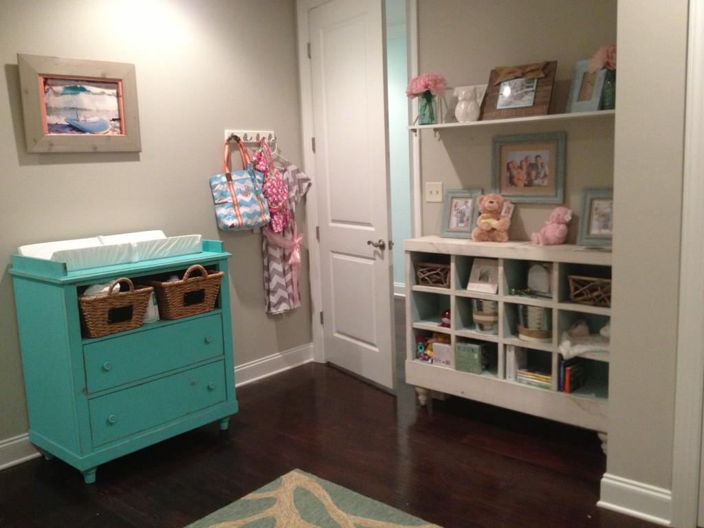 Girl Coastal Nursery