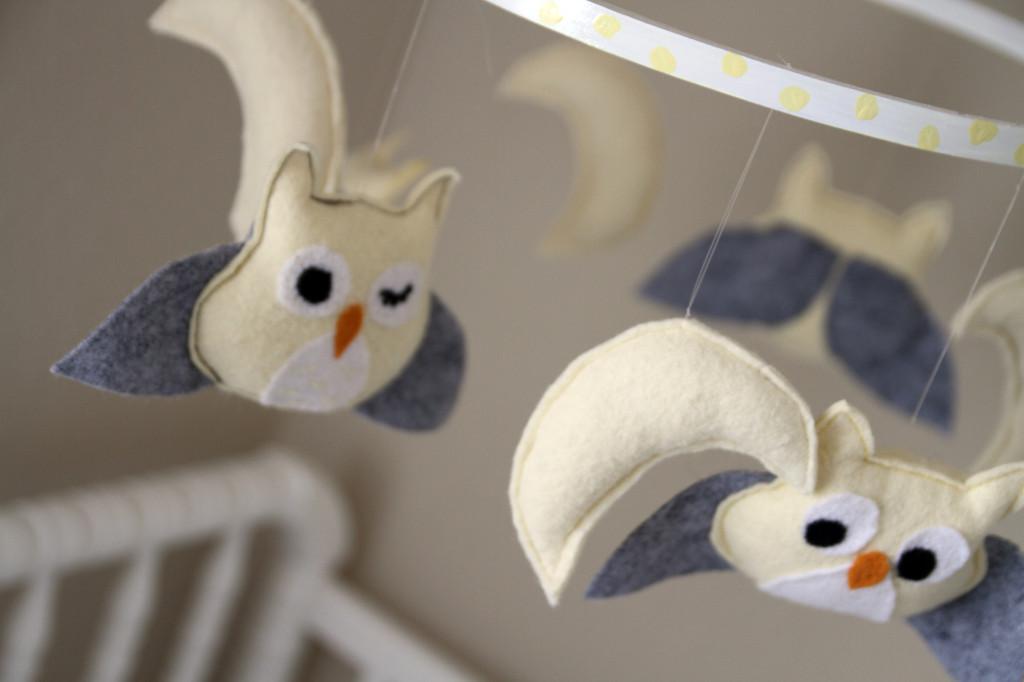Twin Boys Nursery Owls